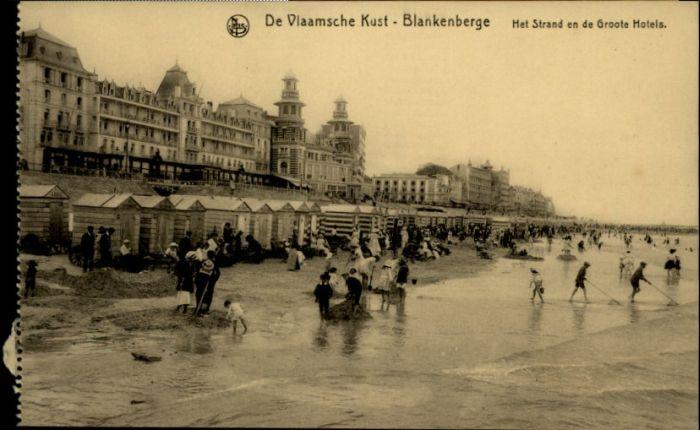 Blankenberghe Blankenberghe Strand Groote Hotel * /  /