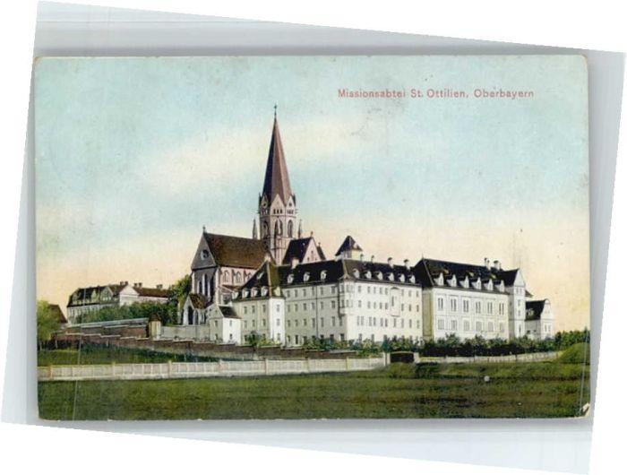 St Ottilien Eresing St Ottilien Missionsabtei x / Eresing /Landsberg Lech LKR