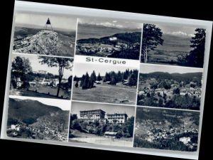 St Cergue St Cergue  * / St Cergue /Bz. Nyon