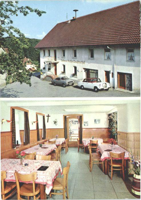 Oberbiederbach Gasthaus-Pension Zum Deutschen Hof x /  /