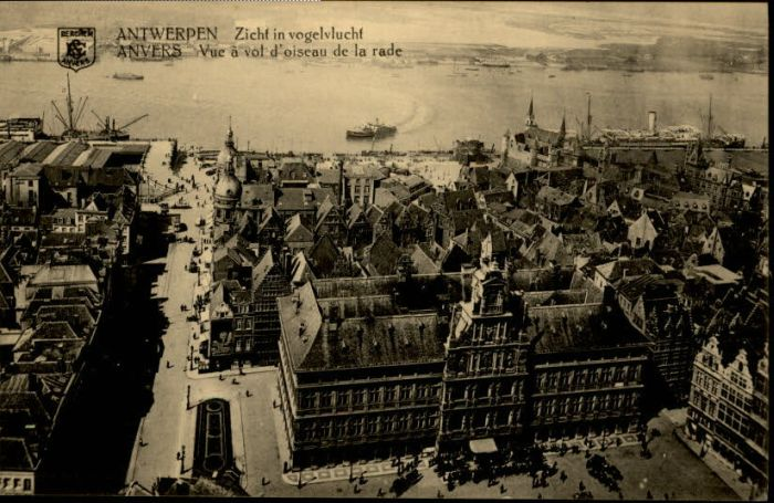 Antwerpen Anvers Antwerpen Anvers  * /  /