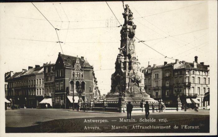 Antwerpen Anvers Antwerpen Anvers Marnix  * /  /