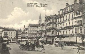 Antwerpen Anvers Antwerpen Anvers Meirplaats Place Meir x /  /