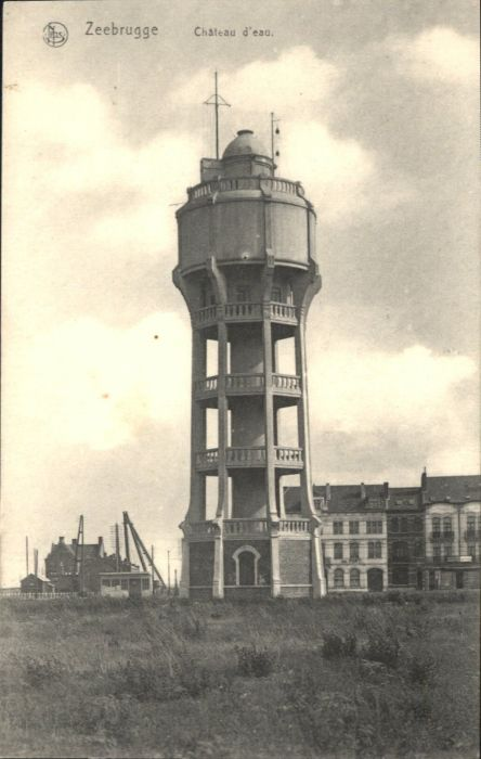 Zeebrugge Zeebrugge Chateau d'eau * /  /