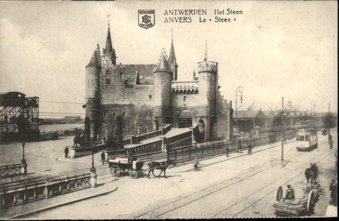 Antwerpen Anvers Antwerpen Anvers Steen * /  /