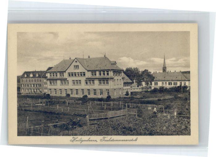 Heiligenbronn Schramberg Taubstummenanstalt * / Schramberg /Rottweil LKR
