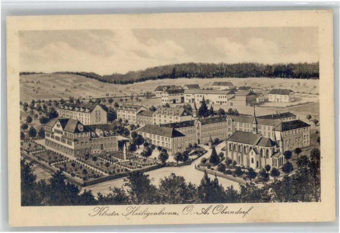 Heiligenbronn Schramberg Kloster * / Schramberg /Rottweil LKR