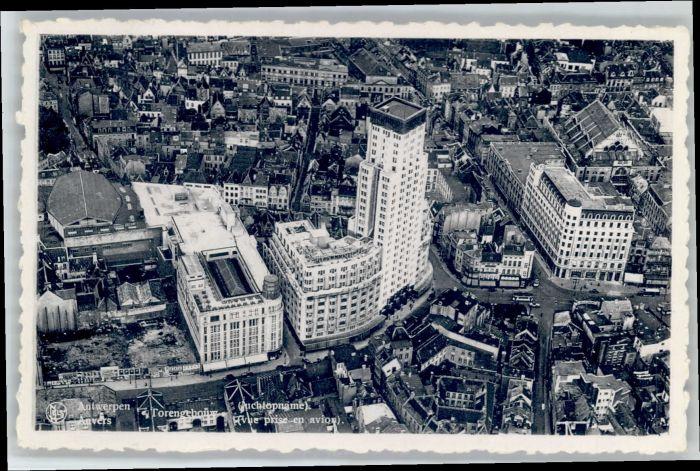 Antwerpen Anvers Antwerpen Anvers Fliegeraufnahme * /  /