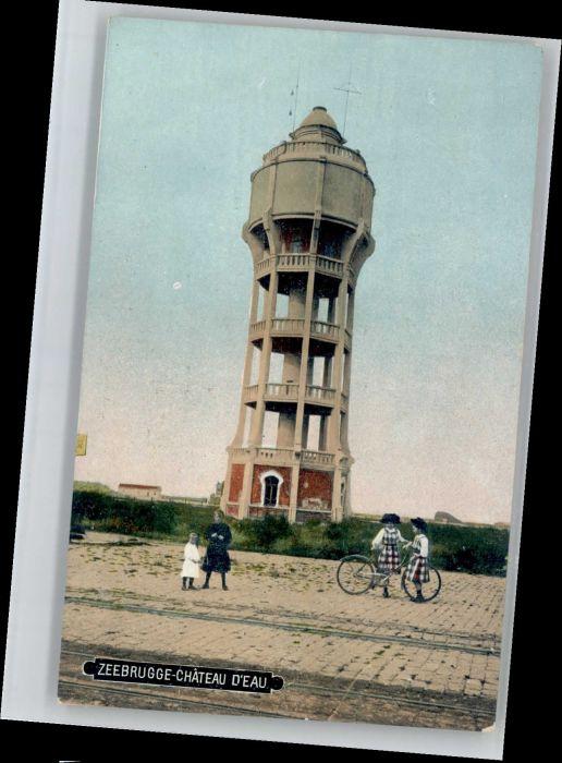 Zeebrugge Zeebrugge Chateau Eau * /  /