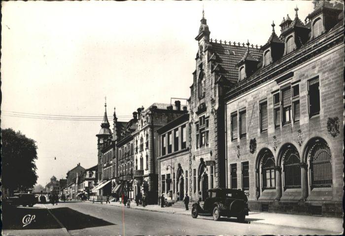Saint-Louis Elsass Saint-Louis Rue de Huningue * / Saint-Louis /Arrond. de Mulhouse