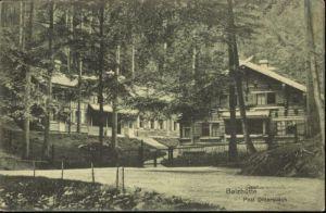 Dittersbach Balzhuette x