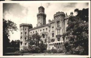 Frauenberg Tschechien Schloss Frauenberg / Hluboka /