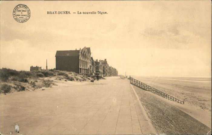 Bray-Dunes Nouvelle Digue * / Bray-Dunes /Arrond. de Dunkerque