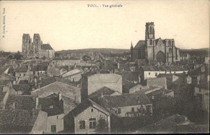 Toul Meurthe-et-Moselle Lothringen Toul  * / Toul /Arrond. de Toul
