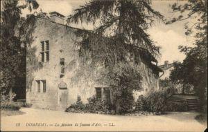 Domremy-la-Pucelle Vosges Maison Jeanne d'Arc * / Domremy-la-Pucelle /Arrond. de Neufchateau