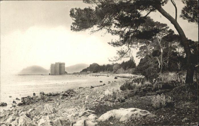 Ile Saint-Honorat Alpes Maritimes Iles Lerins Ancien Monastere * / Cannes /Arrond. de Grasse