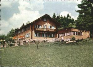 Baernau Silberhuette Schutzhaus Silberhuette * / Baernau /Tirschenreuth LKR