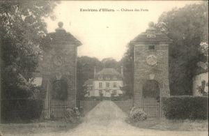 Illiers-Combray Chateau des Forts x / Illiers-Combray /Arrond. de Chartres