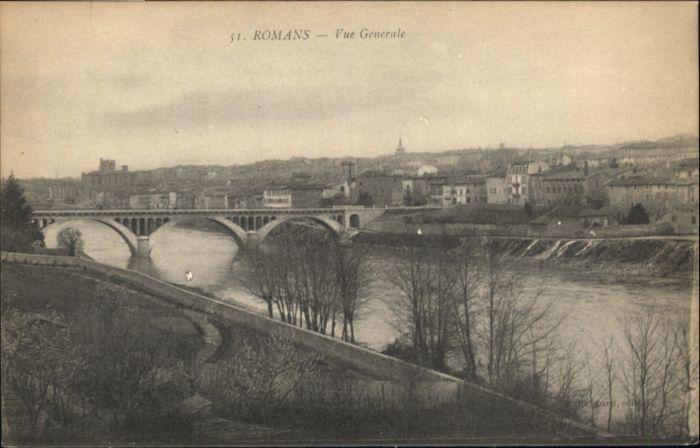 Romans-sur-Isere Romans  * / Romans-sur-Isere /Arrond. de Valence