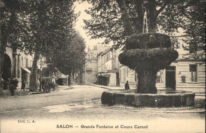 Salon 1901 katzen l huber famille turbulente nr - Bus aix en provence salon de provence ...