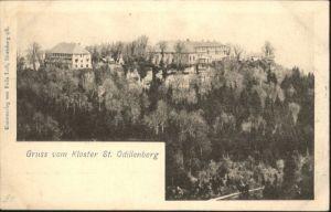 Odilienberg St Odilienberg Kloster * / Obernai /Arrond. de Selestat-Erstein