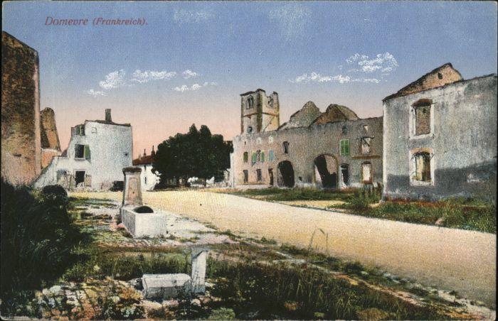 Domevre-en-Haye Brunnen * / Domevre-en-Haye /Arrond. de Toul