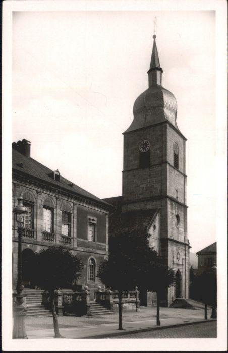 Sainte-Marie-aux-Mines Haut Rhin Sainte-Marie-aux-Mines Eglise Ste-Madeleine l'Hotel de Ville * / Sainte-Marie-aux-Mines Alsace /Arrond. de Ribeauville