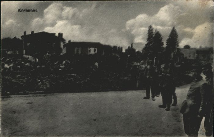 Varennes-en-Argonne  / Varennes-en-Argonne /Arrond. de Verdun