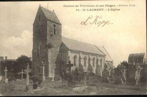 Saint-Laurent-sur-Mer Saint-Laurent Eglise x / Saint-Laurent-sur-Mer /Arrond. de Bayeux