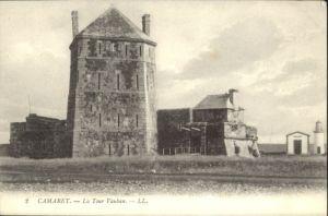 Camaret-sur-Mer Tour Vauban * / Camaret-sur-Mer /Arrond. de Chateaulin