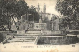 Bone-Hippone Saint-Augustin Bone-Hippone Tombeau * / Algerien /