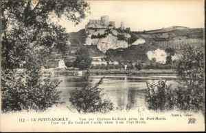 Le Petit Andely Chateau-Gaillard *