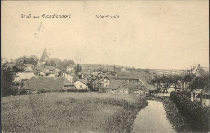Gleschendorf Scharbeutz  / Scharbeutz /Ostholstein LKR