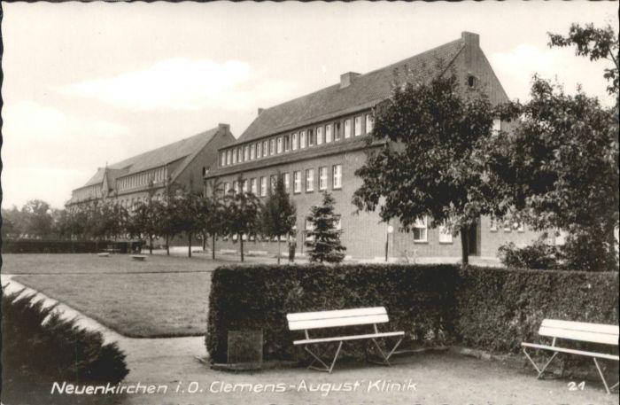 Neuenkirchen Oldenburg Neuenkirchen Oldenburg Clemens-August Klinik * / Neuenkirchen-Voerden /Vechta LKR