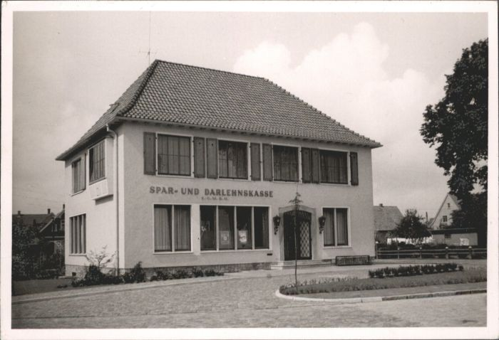 Neuenkirchen Oldenburg Neuenkirchen Sparkasse * / Neuenkirchen-Voerden /Vechta LKR