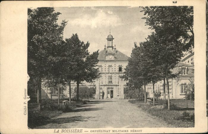 Laboissiere-en-Thelle Orphelinat Militaire Heriot * / Laboissiere-en-Thelle /Arrond. de Beauvais