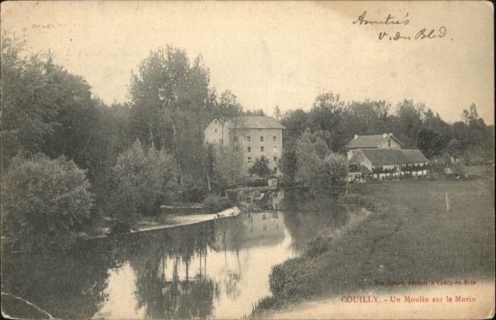 Couilly-Pont-aux-Dames Moulin x / Couilly-Pont-aux-Dames /Arrond. de Meaux