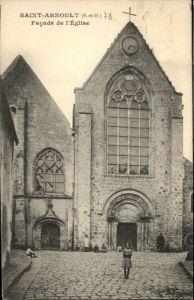 Saint-Arnoult-en-Yvelines Saint-Arnoult Eglise x / Saint-Arnoult-en-Yvelines /Arrond. de Rambouillet