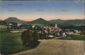 La Grande-Fosse Climont Voyemont Urbeistal x / La Grande-Fosse /Arrond. de Saint-Die
