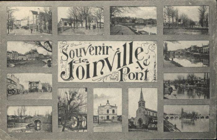 Joinville-le-Pont  / Joinville-le-Pont /Arrond. de Nogent-sur-Marne