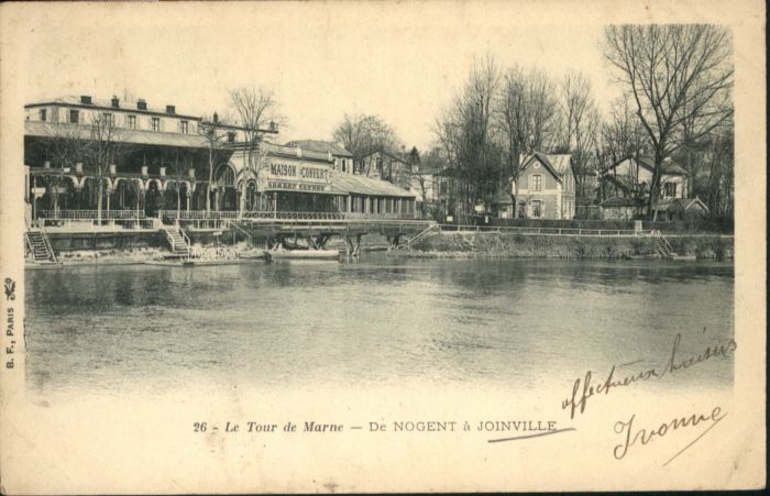 Joinville Haute-Marne Nogent x / Joinville /Arrond. de Saint-Dizier