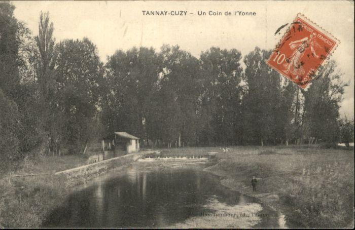 Tannay Nievre Tannay Cuzy x / Tannay /Arrond. de Clamecy