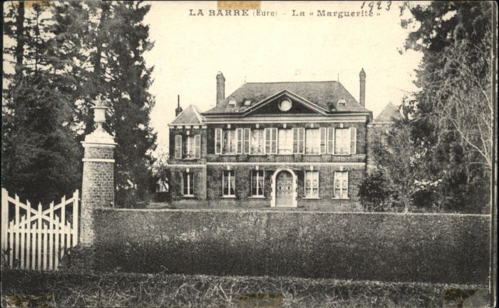 La Barre Jura Marguerite x / La Barre /Arrond. de Dole