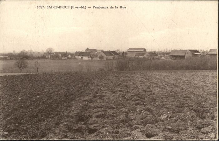 Saint-Brice Seine-et-Marne Saint-Brice  * / Saint-Brice /Arrond. de Provins