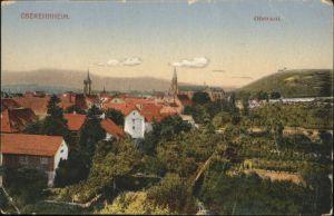 Obernai Bas Rhin Obernai Oberehnheim * / Obernai /Arrond. de Selestat-Erstein
