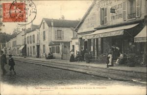 Saint-Maurice Creteil Grande Rue Ecluse Gravelle x / Saint-Maurice /Arrond. de Creteil