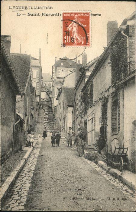 Saint-Florentin Yonne Saint-Florentin Yonne x / Saint-Florentin /Arrond. d Auxerre