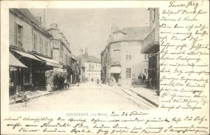 Courtenay Loiret Mairie x / Courtenay /Arrond. de Montargis
