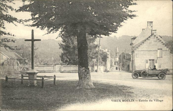 Vieux-Moulin Oise  / Vieux-Moulin /Arrond. de Compiegne