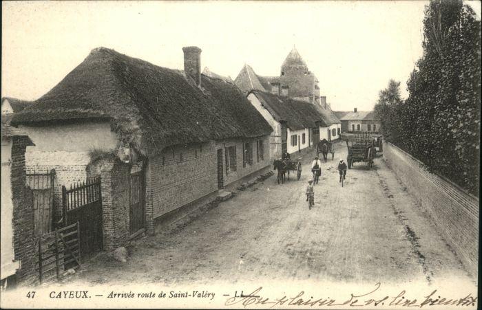 Cayeux-sur-Mer Route Saint-Valery * / Cayeux-sur-Mer /Arrond. d Abbeville